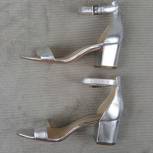 5abc45f6449 Nine West Shoes - Nine West Fields Block Heel Ankle Strap Sandals